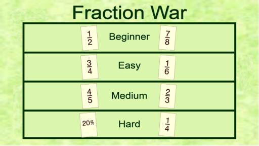 fraction war screenshot 1