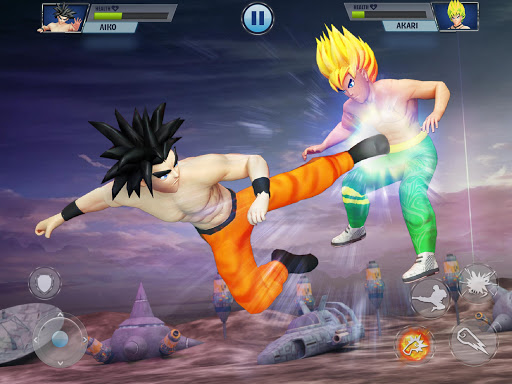 Anime Fighters Final X Battle: Epic Fighting Games 1.0.4 screenshots 7