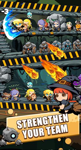 Tap Dungeon Hero:Idle Infinity RPG Game 3.0.4 screenshots 16