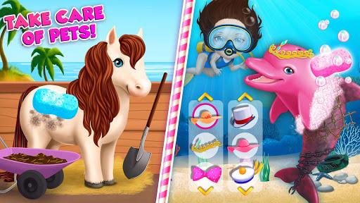 Sweet Baby Girl Summer Fun 2 - Sunny Makeover Game Apkfinish screenshots 8