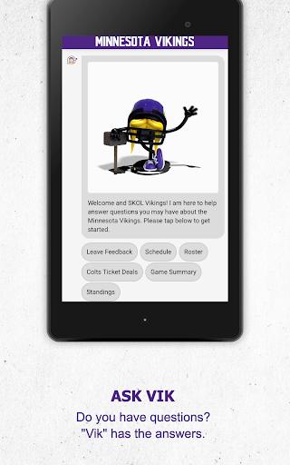 Minnesota Vikings Mobile android2mod screenshots 12