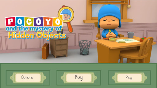Pocoyo and the Mystery of the Hidden Objects  screenshots 12