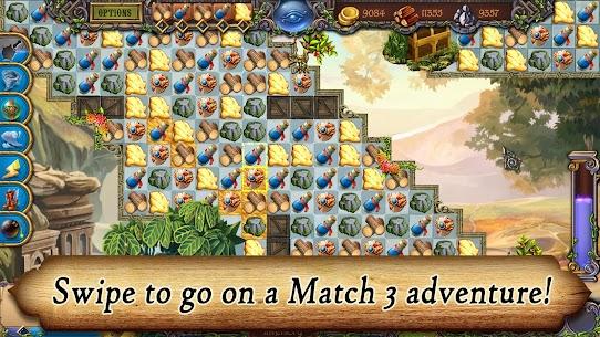 Runefall – Medieval Match 3 Adventure Quest (MOD, Unlimited Money) 2
