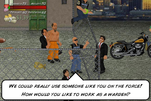 Hard Time (Prison Sim) 1.454 screenshots 4