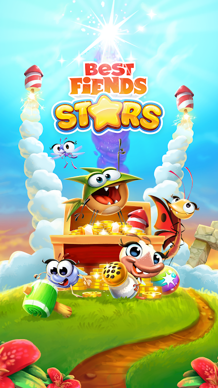 Best Fiends Stars - Free Puzzle Game poster 22