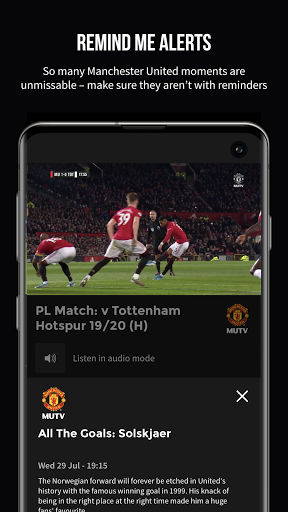 MUTV u2013 Manchester United TV screenshots 7
