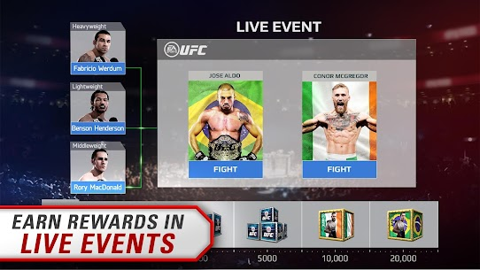 Download EA SPORTS UFC  Android boxing match game  data 3