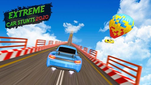 Extreme Car Stunts:Car Driving Simulator Game 2020 1.3 screenshots 1