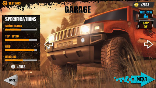 Offroad 4x4 Stunt Extreme Racing 3.4 Screenshots 10