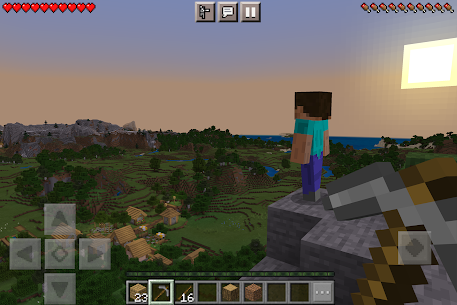 Minecraft MOD APK Unlocked GOD Mode 9