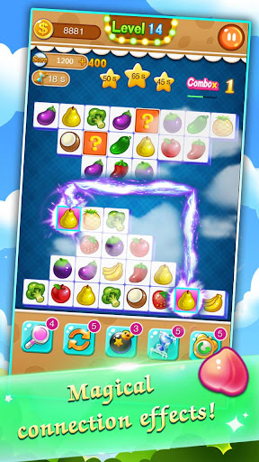 Fruit Connect: Free Onet Fruits, Tile Link Game 1.30201 screenshots 2