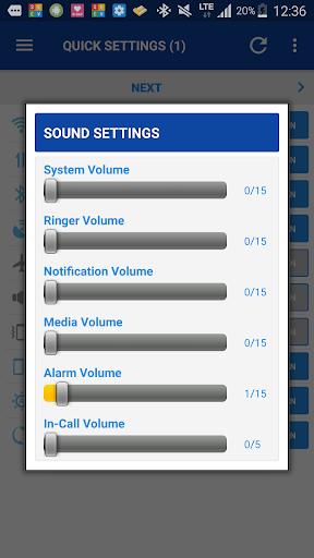 Smart Quick Settings 2.7.2 Screenshots 3