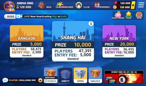 8 Ball Blitz - Billiards Game& 8 Ball Pool in 2021  screenshots 19
