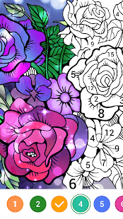 Magic Paint - Color by number & Pixel Art 0.9.24 screenshots 2