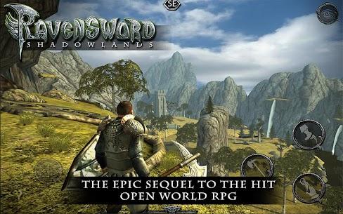 Ravensword Shadowlands 3d RPG APK MOD 2.1 2