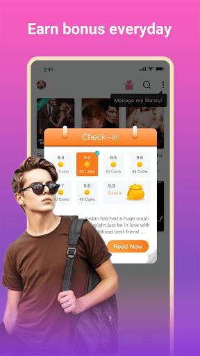 NovelStar-Read your dream apktram screenshots 4