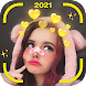 Filter for Snapchat 2021 - Live Filter Selfie Edit