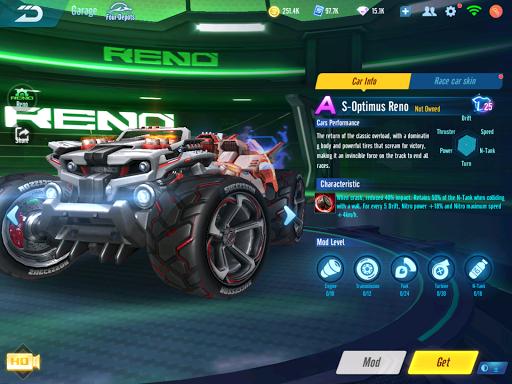 Garena Speed Drifters 1.22.0.10672 screenshots 16