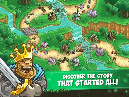 Kingdom Rush Origins - Tower Defense Game  screenshots 15