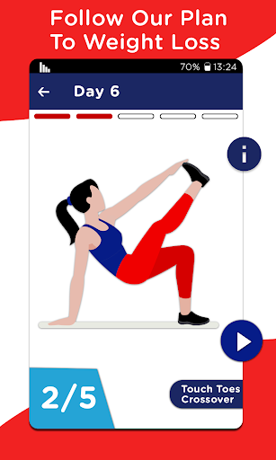 Foto do Lose Weight in 30 days: Weight Loss Home Workout