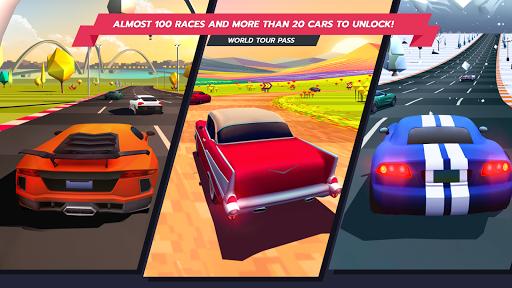 Horizon Chase - Thrilling Arcade Racing Game 1.9.28 screenshots 3