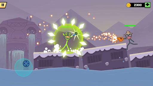 Stickman Fight Battle - Shadow Warriors 1.2.6 screenshots 3