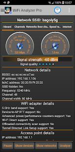 WiFi Analyzer Pro v3.1.8 Mod APK 2