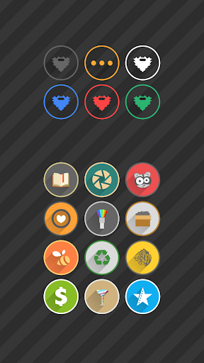 Velur - Icon Pack  screenshots 7