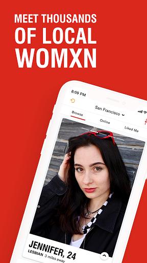 Her - Lesbian Dating App apktram screenshots 1