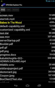 OTG Disk Explorer Pro v3.02 [Paid] 3