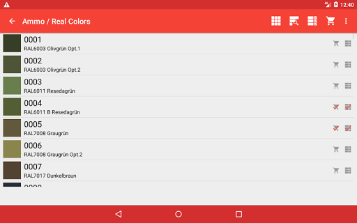 Hobby Color Converter android2mod screenshots 11