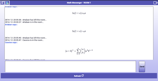 Math Messenger For PC Windows (7, 8, 10, 10X) & Mac Computer Image Number- 10