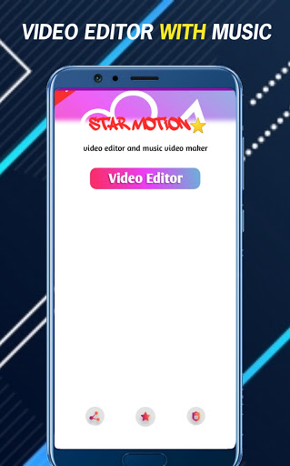 Video Editor - Star Motion Video Maker With Music hack tool