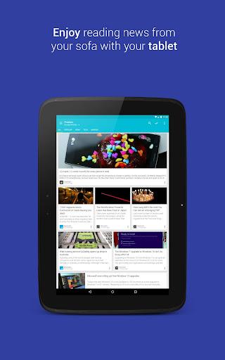 Palabre Feedly RSS Reader News 3.2.4 Screenshots 7