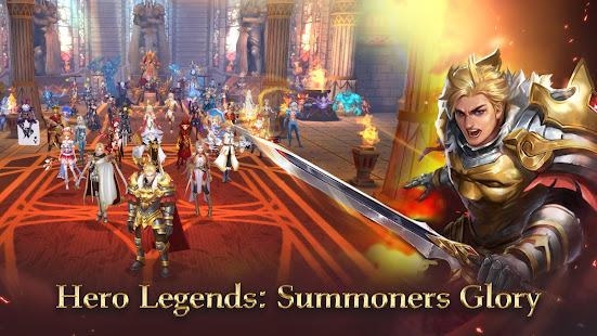 Hero Legends: Summoners Glory 1.0.5 screenshots 1