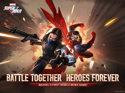 MARVEL Super War Screenshot