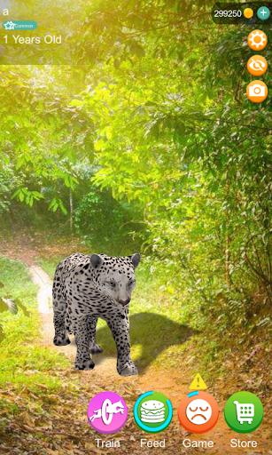 Berbicara Cheetah