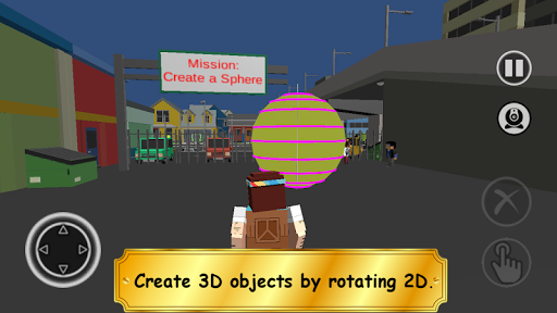Simple 3D Shapes Object Games 2021: Geometry shape  screenshots 2