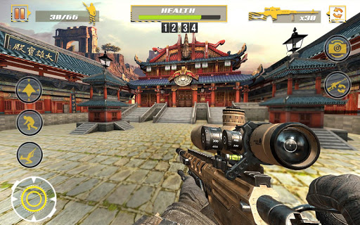 Mission IGI: Free Shooting Games FPS  screenshots 3