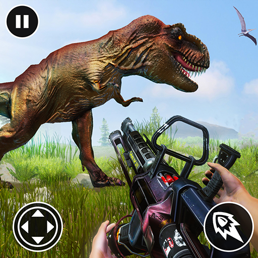 Wild Dinosaur Hunting 3D- Dino Hunter Game Offline