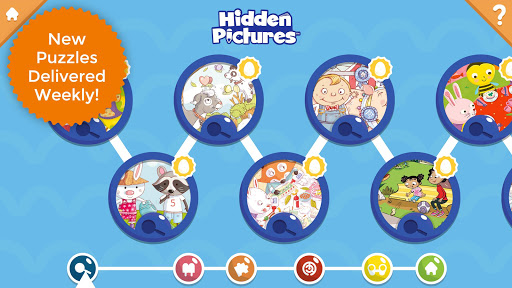 Hidden Pictures Puzzle Town u2013 Kids Learning Games android2mod screenshots 3