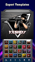 Logo Esport Maker - Create Gaming Logo Maker Free