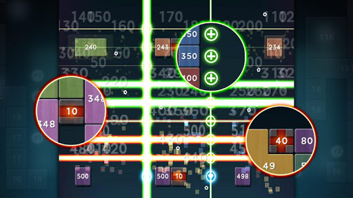 Swipe Brick Breaker: The Blast apkpoly screenshots 16