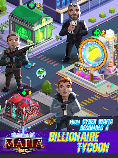 Mafia Inc. - Idle Tycoon Game  screenshots 11
