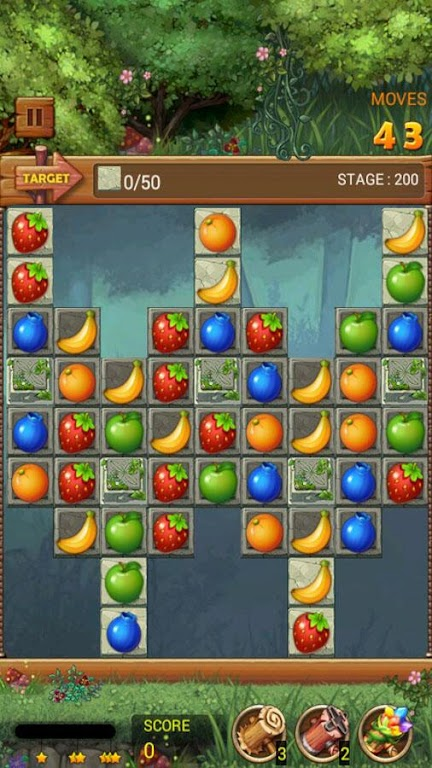 Fruits Forest : Rainbow Apple poster 22