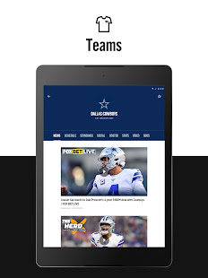 FOX Sports: Latest Stories, Scores & Events 5.29.0 Screenshots 13