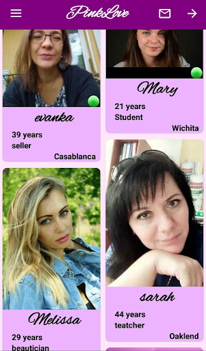Chat & Single Dating in USA - 100% Free 2501.0 Screenshots 3