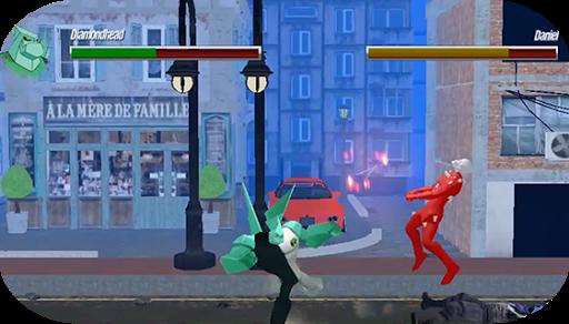Ben vs Super Slime: Endless Arcade Action Fighting  screenshots 16