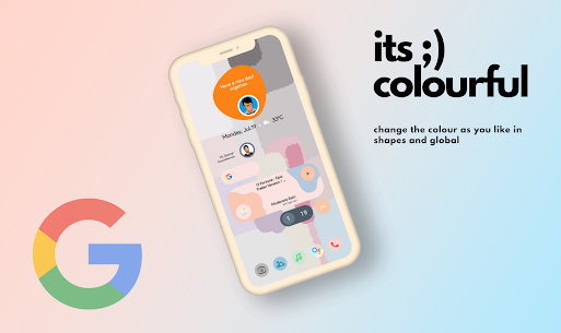 Pastel KWGT APK [Paid] Download for Android 2
