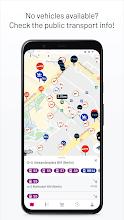 urbi - urban mobility aggregator screenshot thumbnail